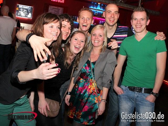 https://www.gaesteliste030.de/Partyfoto #14 Steinhaus Berlin vom 09.03.2012