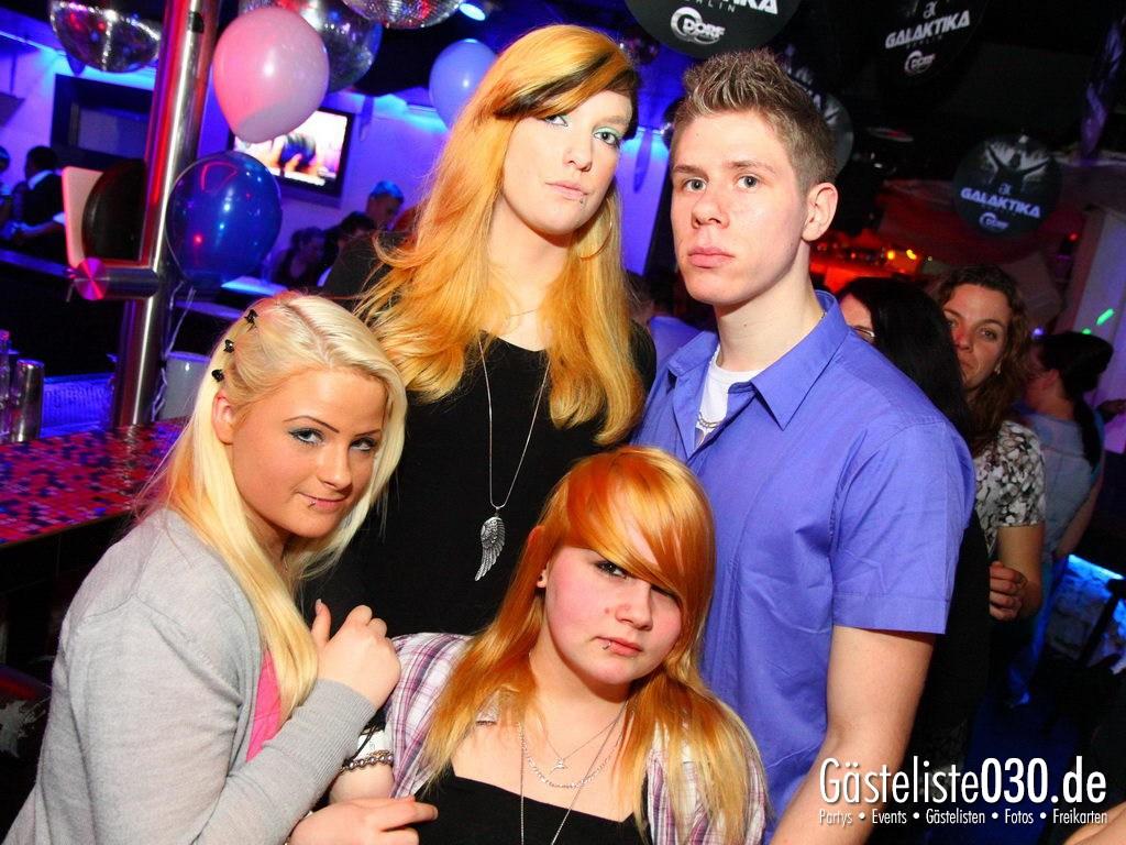 Partyfoto #49 Q-Dorf 17.03.2012 Galaktika