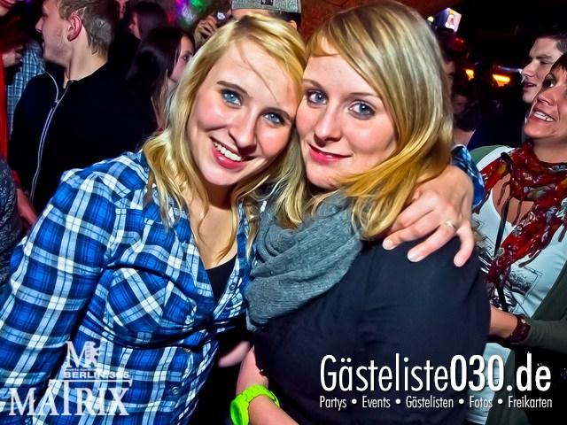 https://www.gaesteliste030.de/Partyfoto #8 Matrix Berlin vom 10.12.2011