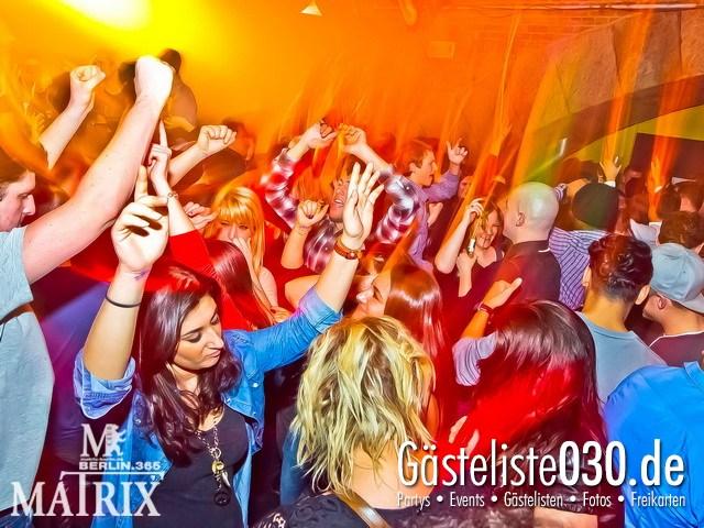 https://www.gaesteliste030.de/Partyfoto #18 Matrix Berlin vom 13.01.2012