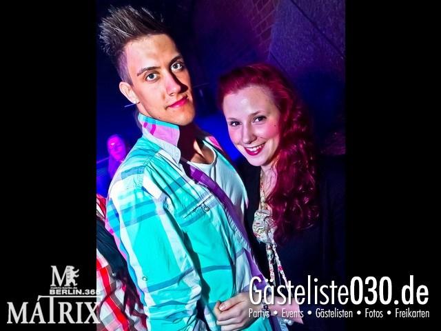 https://www.gaesteliste030.de/Partyfoto #33 Matrix Berlin vom 08.04.2012