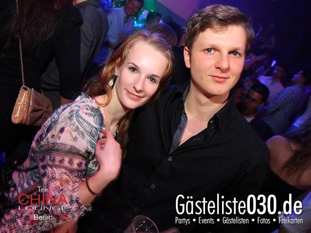 https://www.gaesteliste030.de/Partyfoto #24 China Lounge Berlin vom 09.12.2011