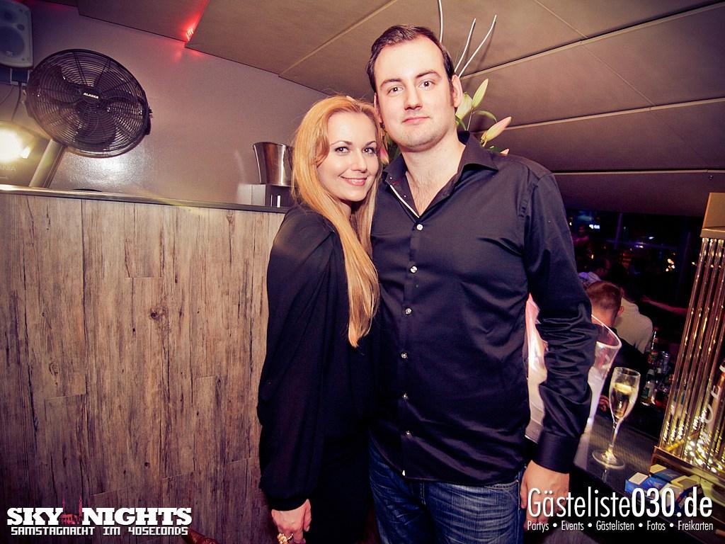 Partyfoto #50 40seconds 10.03.2012 3 Jahre SkyNights