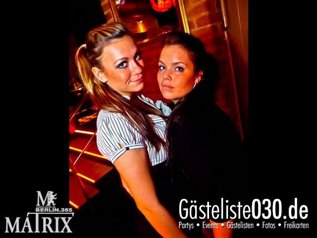 https://www.gaesteliste030.de/Partyfoto #49 Matrix Berlin vom 14.01.2012
