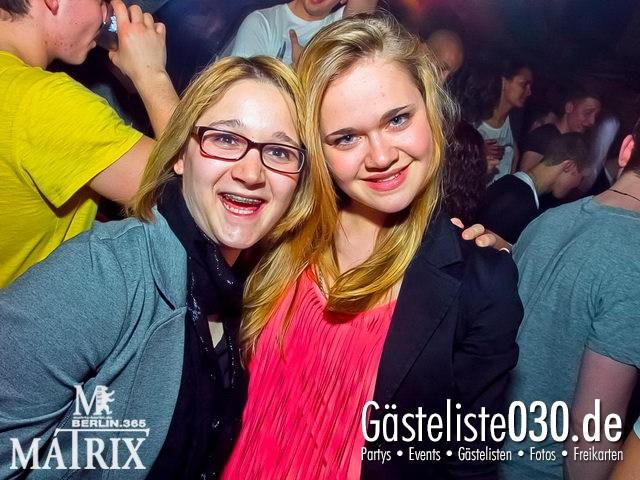 https://www.gaesteliste030.de/Partyfoto #118 Matrix Berlin vom 25.04.2012