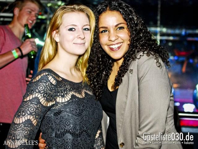 https://www.gaesteliste030.de/Partyfoto #24 Annabelle's Berlin vom 13.04.2012