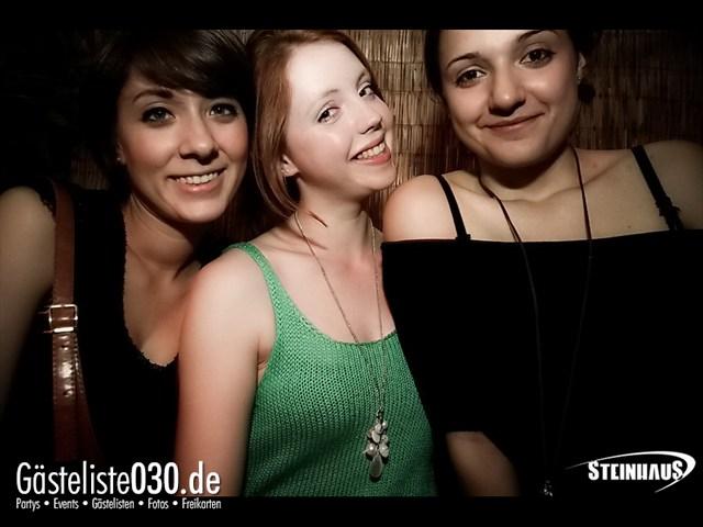 https://www.gaesteliste030.de/Partyfoto #29 Steinhaus Berlin vom 11.05.2012