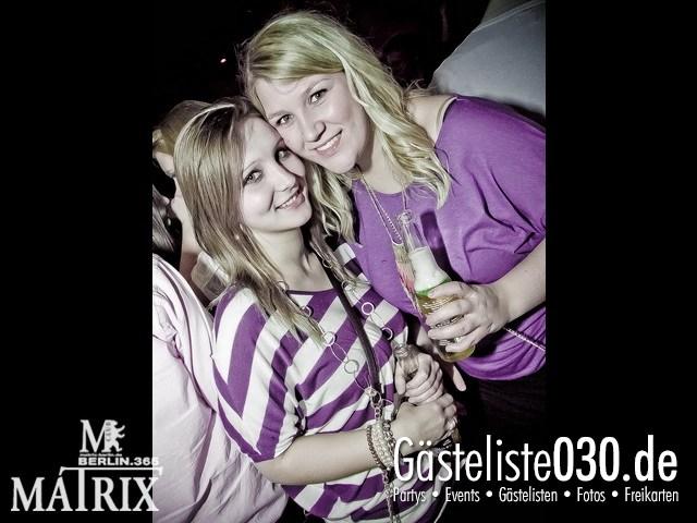 https://www.gaesteliste030.de/Partyfoto #92 Matrix Berlin vom 14.03.2012