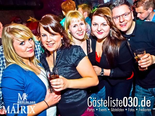 https://www.gaesteliste030.de/Partyfoto #83 Matrix Berlin vom 30.03.2012