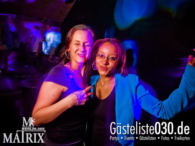 https://www.gaesteliste030.de/Partyfoto #128 Matrix Berlin vom 01.02.2012