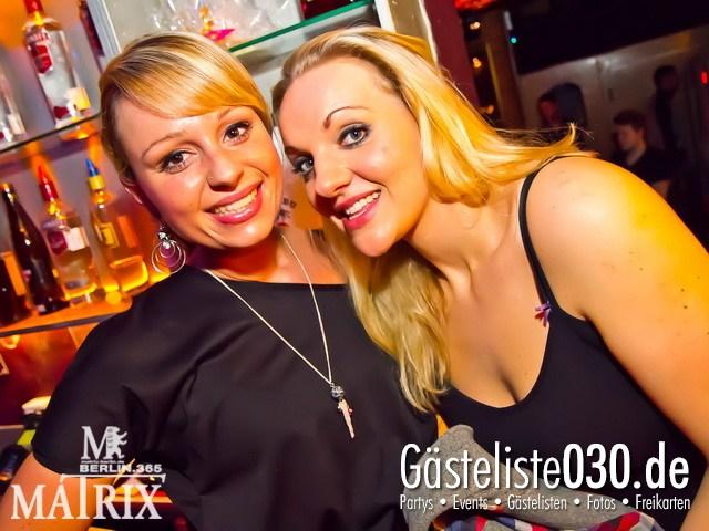 https://www.gaesteliste030.de/Partyfoto #44 Matrix Berlin vom 29.02.2012