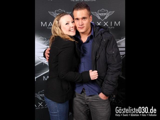 https://www.gaesteliste030.de/Partyfoto #130 Maxxim Berlin vom 23.03.2012