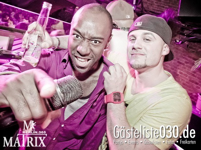 https://www.gaesteliste030.de/Partyfoto #52 Matrix Berlin vom 27.04.2012