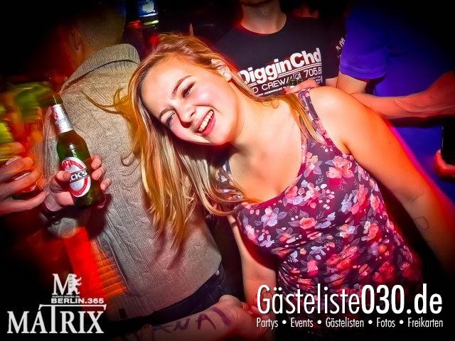 https://www.gaesteliste030.de/Partyfoto #71 Matrix Berlin vom 18.04.2012