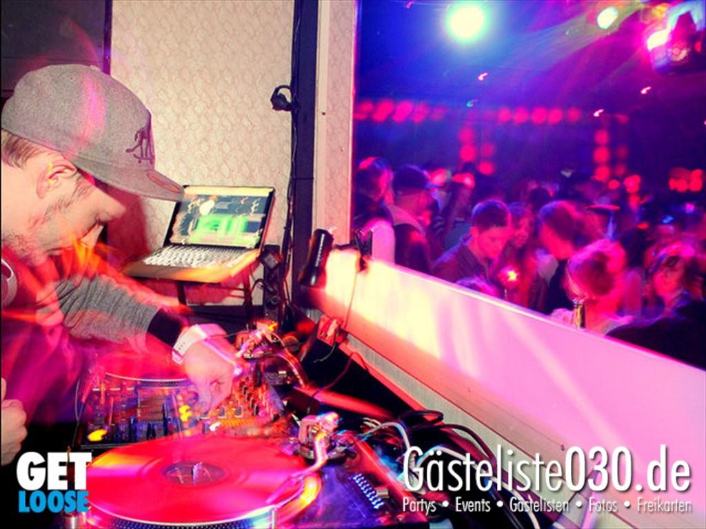 Partyfoto #75 Club R8 30.03.2012 Get Loose - Rump Shakers