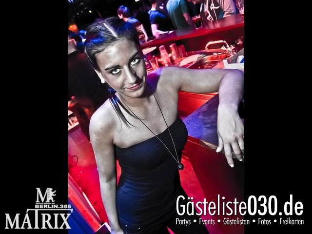 https://www.gaesteliste030.de/Partyfoto #63 Matrix Berlin vom 15.03.2012