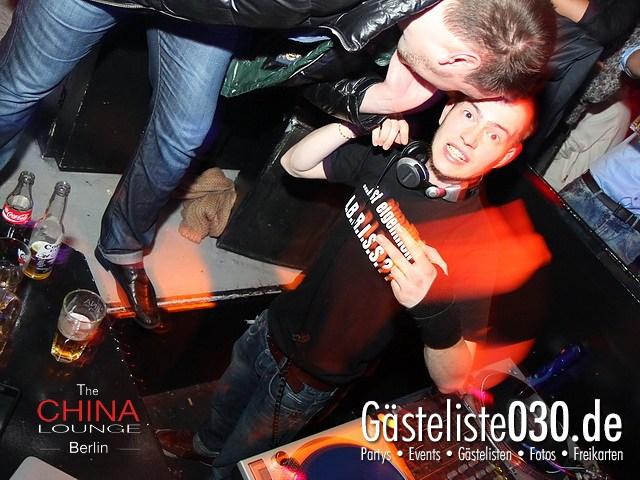 https://www.gaesteliste030.de/Partyfoto #103 China Lounge Berlin vom 13.01.2012