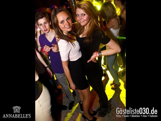 https://www.gaesteliste030.de/Partyfoto #7 Annabelle's Berlin vom 10.04.2012