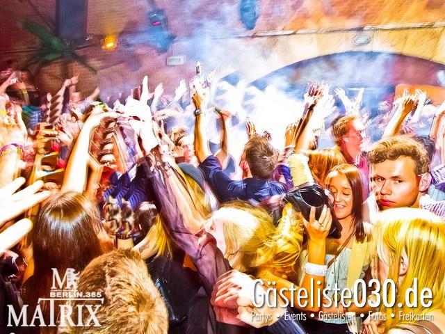 https://www.gaesteliste030.de/Partyfoto #59 Matrix Berlin vom 20.04.2012
