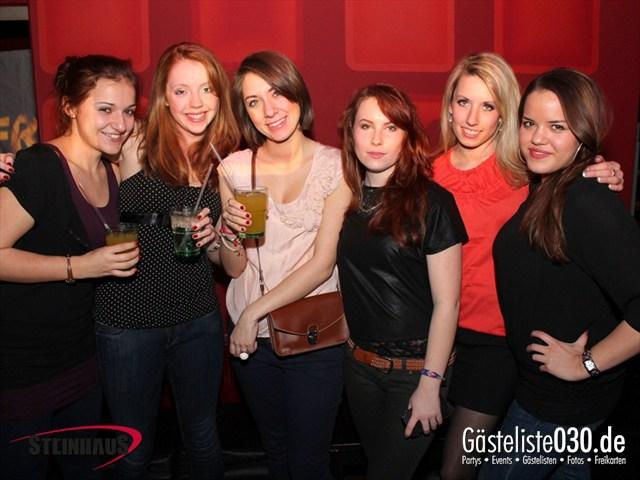 https://www.gaesteliste030.de/Partyfoto #5 Steinhaus Berlin vom 09.03.2012