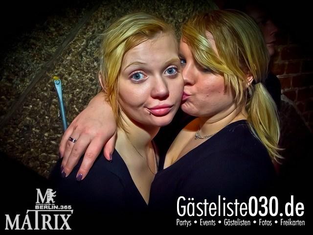 https://www.gaesteliste030.de/Partyfoto #81 Matrix Berlin vom 11.02.2011
