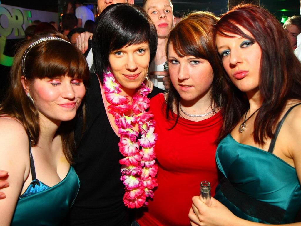 Partyfoto #49 Q-Dorf 11.02.2012 Galaktika