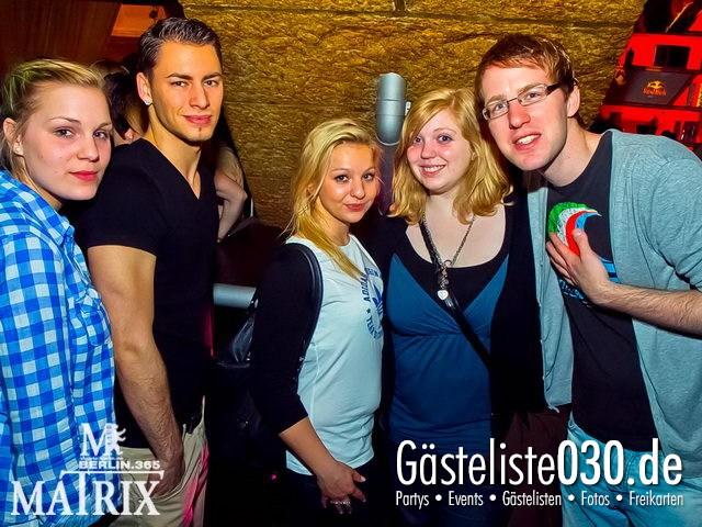 https://www.gaesteliste030.de/Partyfoto #45 Matrix Berlin vom 25.04.2012