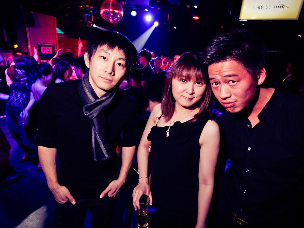 Partyfoto #50 Club R8 10.12.2011 Ikasu