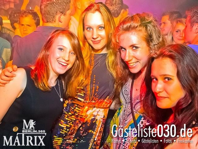 https://www.gaesteliste030.de/Partyfoto #52 Matrix Berlin vom 12.05.2012
