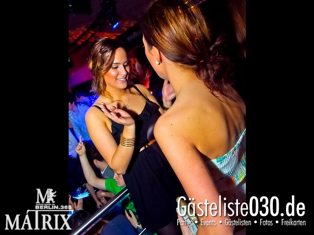 https://www.gaesteliste030.de/Partyfoto #33 Matrix Berlin vom 26.04.2012