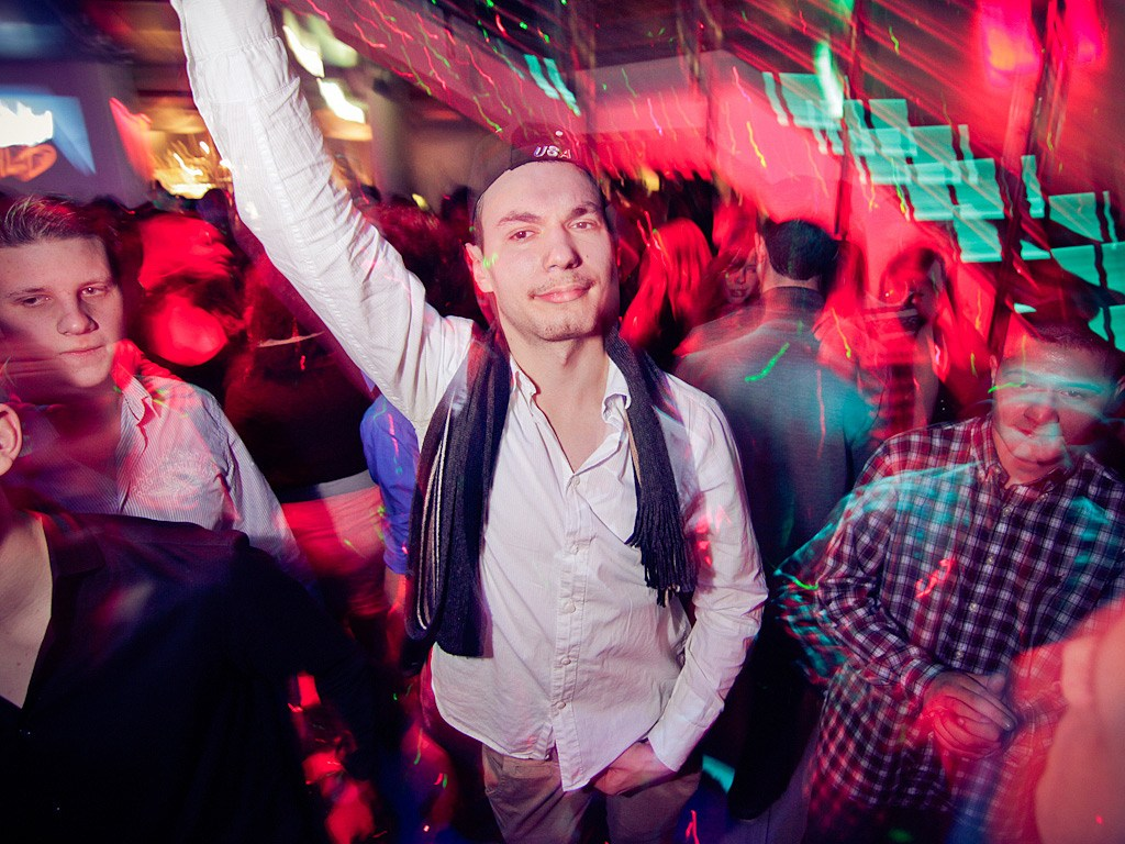 Partyfoto #49 E4 23.12.2011 E4 präsentiert die Maskenparty