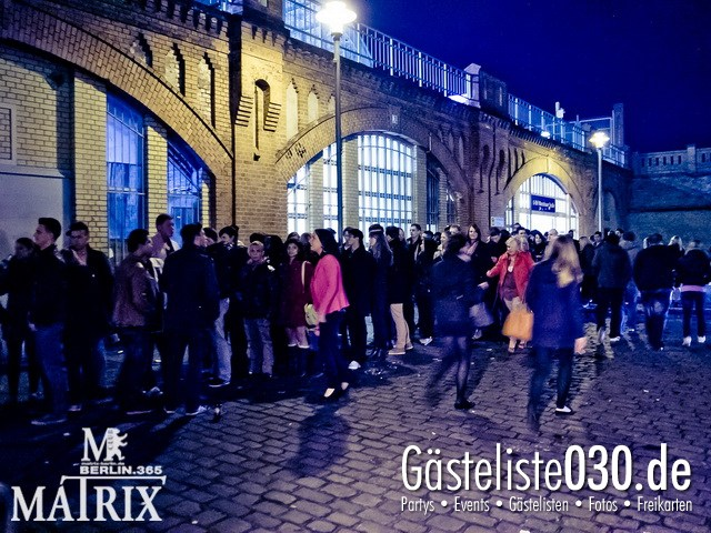 https://www.gaesteliste030.de/Partyfoto #1 Matrix Berlin vom 11.04.2012