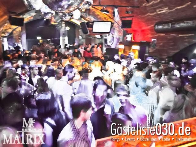 https://www.gaesteliste030.de/Partyfoto #48 Matrix Berlin vom 19.01.2012