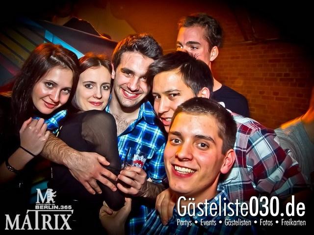 https://www.gaesteliste030.de/Partyfoto #17 Matrix Berlin vom 27.01.2012