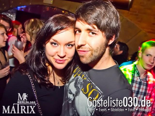 https://www.gaesteliste030.de/Partyfoto #90 Matrix Berlin vom 13.01.2012