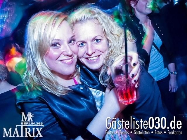 https://www.gaesteliste030.de/Partyfoto #41 Matrix Berlin vom 05.04.2012