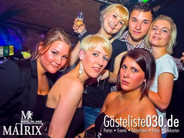 https://www.gaesteliste030.de/Partyfoto #56 Matrix Berlin vom 04.05.2012