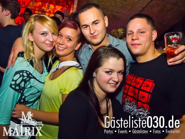https://www.gaesteliste030.de/Partyfoto #60 Matrix Berlin vom 22.02.2012