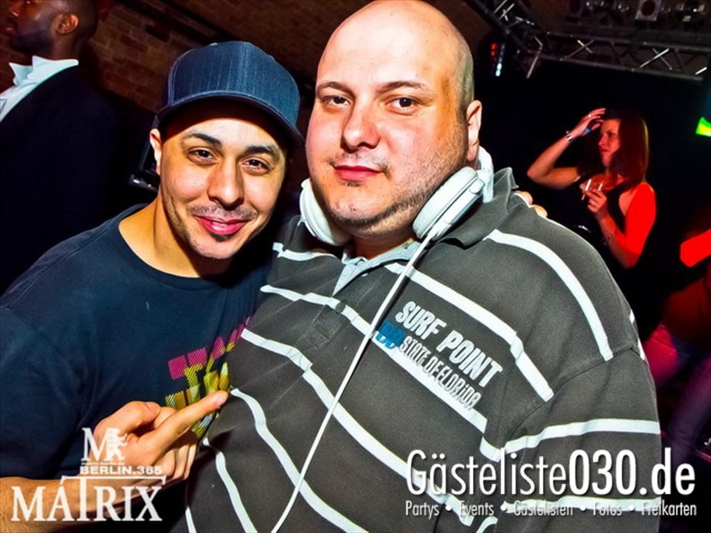 Partyfoto #49 Matrix 28.03.2012 Allure