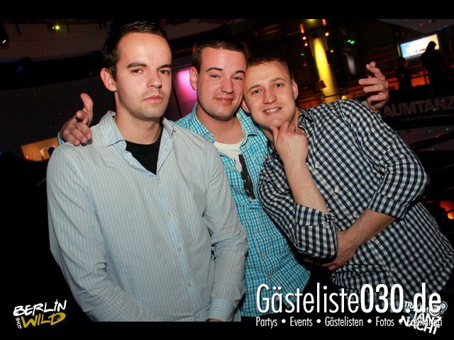 Partypics E4 05.05.2012 Berlin Gone Wild - powered by 98.8 Kiss FM