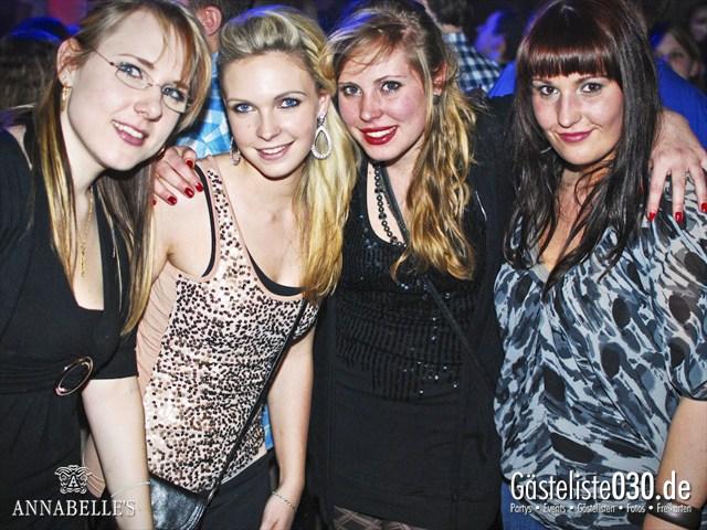 https://www.gaesteliste030.de/Partyfoto #77 Annabelle's Berlin vom 13.04.2012