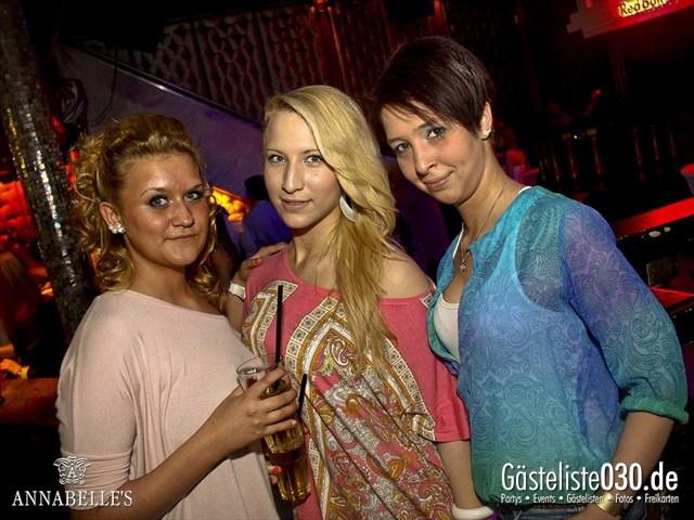 https://www.gaesteliste030.de/Partyfoto #3 Annabelle's Berlin vom 09.04.2012