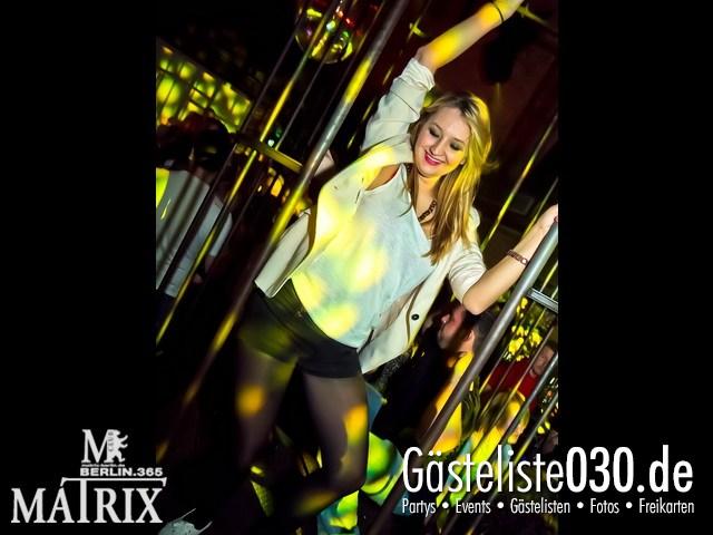 https://www.gaesteliste030.de/Partyfoto #9 Matrix Berlin vom 10.10.2011