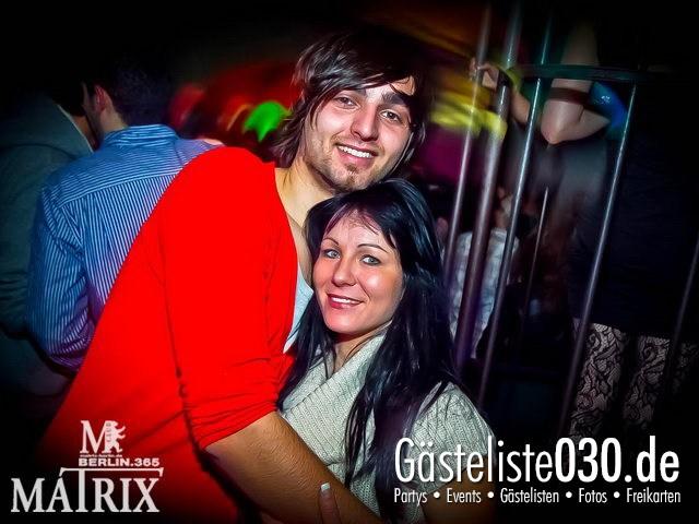 https://www.gaesteliste030.de/Partyfoto #36 Matrix Berlin vom 22.12.2011