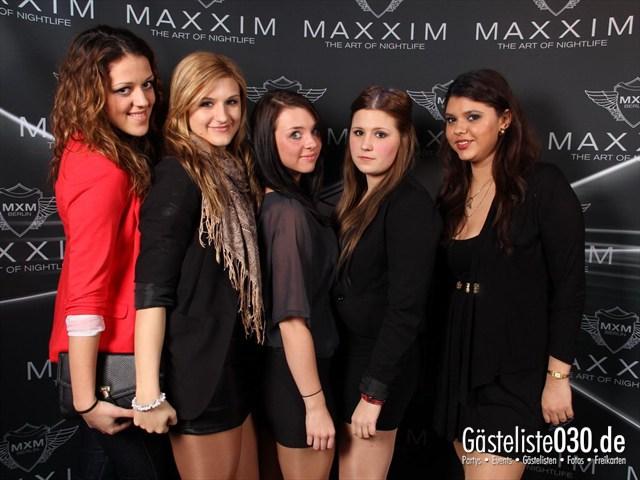 https://www.gaesteliste030.de/Partyfoto #20 Maxxim Berlin vom 23.03.2012