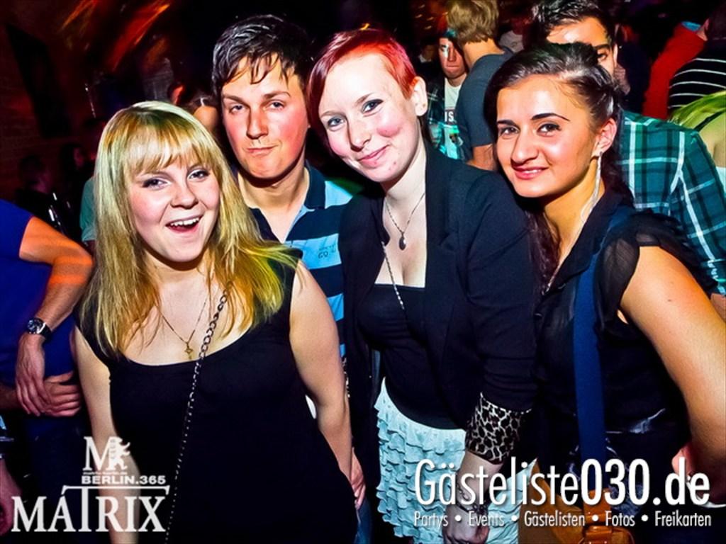 Partyfoto #48 Matrix 31.03.2012 Fruity!