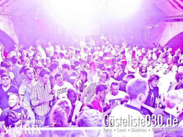 https://www.gaesteliste030.de/Partyfoto #48 Matrix Berlin vom 09.05.2012