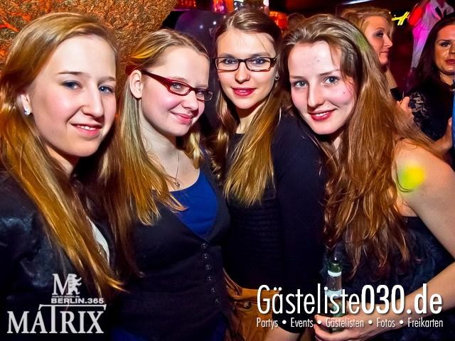 https://www.gaesteliste030.de/Partyfoto #42 Matrix Berlin vom 14.01.2012