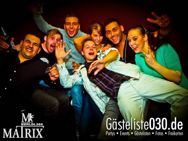https://www.gaesteliste030.de/Partyfoto #43 Matrix Berlin vom 26.04.2012