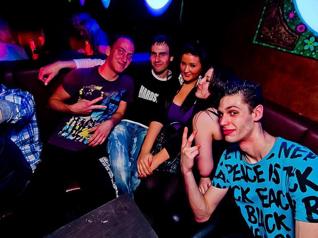 Partyfoto #50 Q-Dorf 24.01.2012 Black Attack